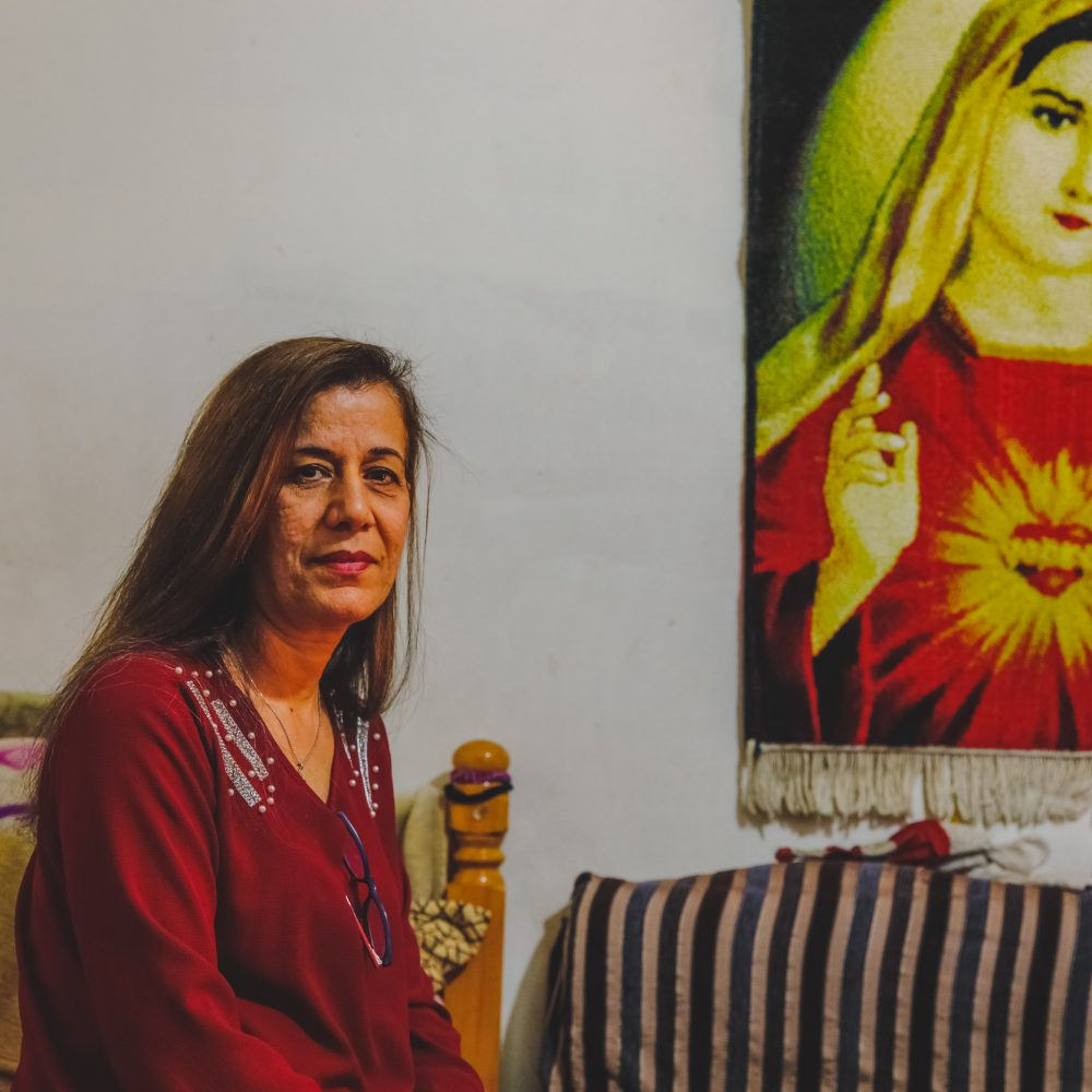 FORCED TO FLEE ISIS: THE DAUNTING EXILE ROUTE OF HAIFA, CHRISTIAN IRAQI REFUGEE IN BEIRUT